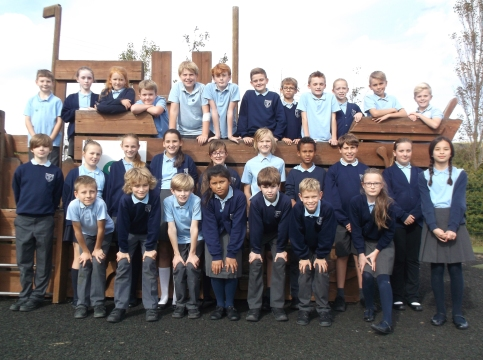 Y6 Class Photo