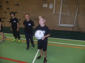 Year 5 Sports Ambassadors