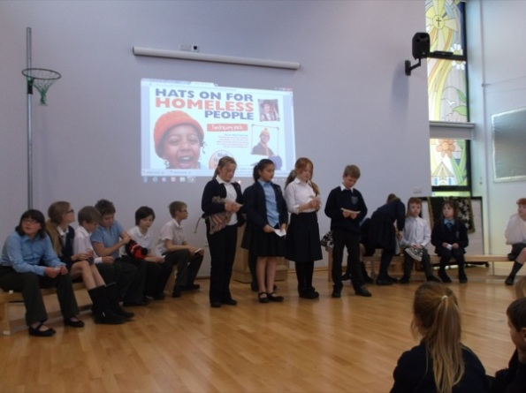 Y5 Hats Off Assembly