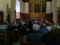 Mothers Day Mass 9