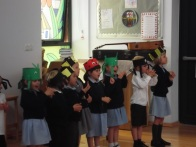 reception minibeasts