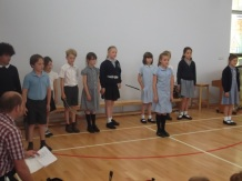 Year 4 The Jabberwocky