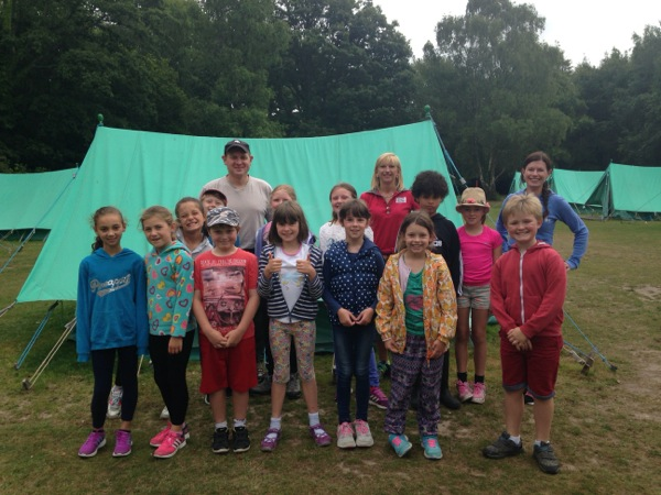Year 4 at Carey Camp
