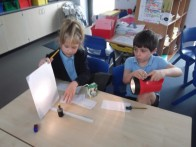 changing shadows investigation in year 3