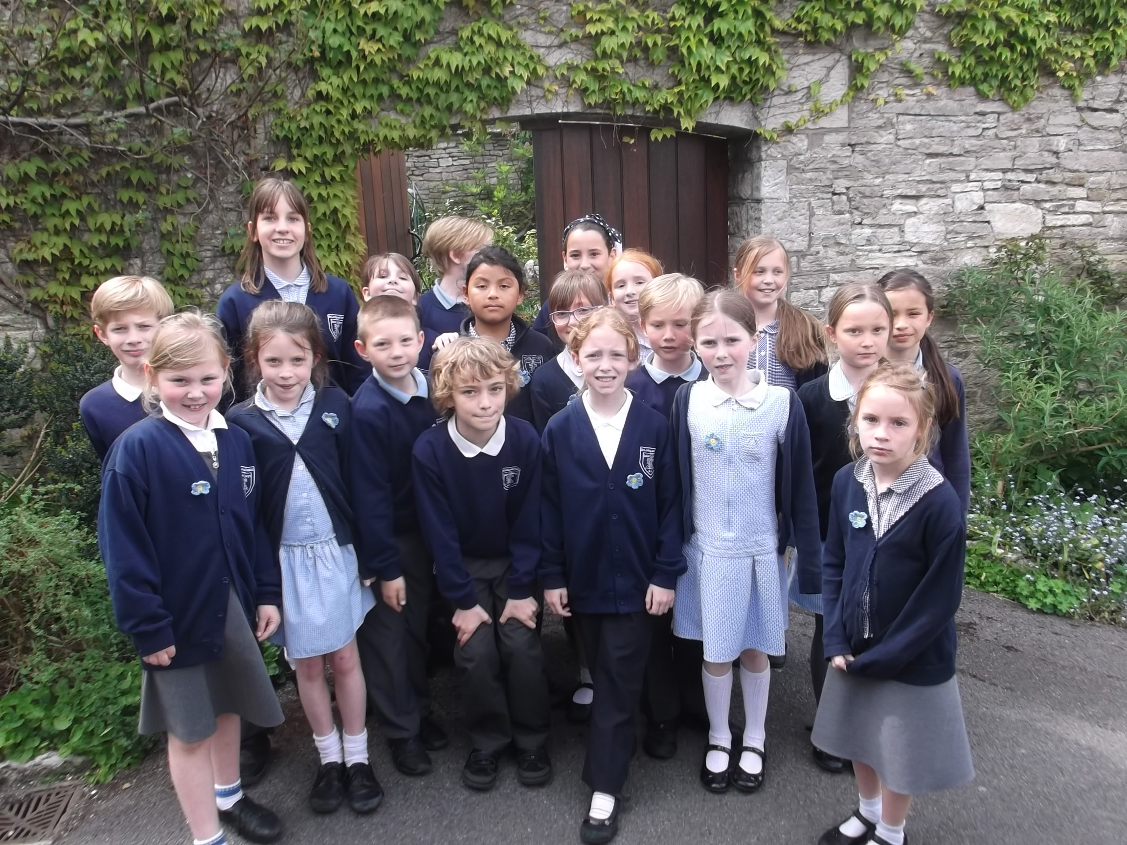 Dementia Awareness Week St Mary S Catholic Primary School