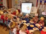 Reception Queen's tea party