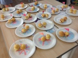 Victoria sponges from Year 1