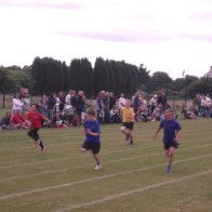 sprint race