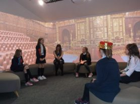 Houses Parl Role Play (1)