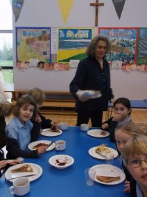 KS1 Fairtrade Breakfast (6)