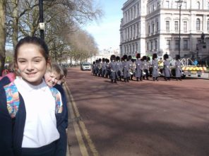London St James Park Parade (2)