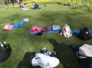 St James Park Lunch (5)
