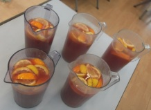 sangria (no wine!)