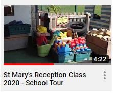 reception tour